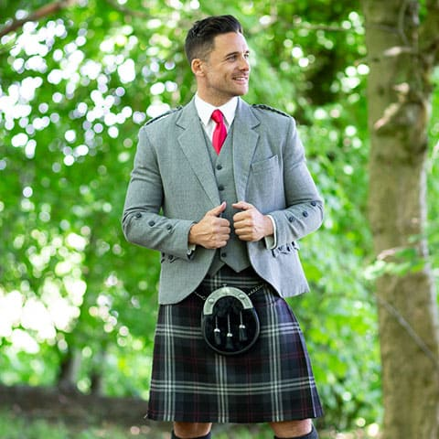 Modern Scot Charcoal